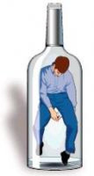Las ocupaciones sobre el alcoholismo